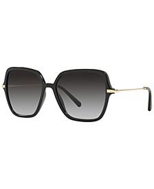 Women's Sunglasses, DG6157 57