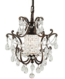 1-Light Maison De Ville Mini Duo Chandelier