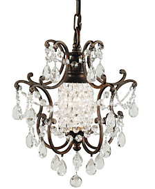 Feiss 1-Light Maison De Ville Mini Duo Chandelier