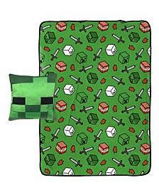 Creeper Blanket Nogginz Set, 2 Pieces