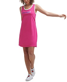 Women's Ombré Logo Tank Dress