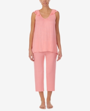 Women's Ruffle Sleeve Pajama Top