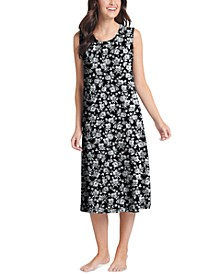 Everyday Essentials Cotton Tank Nightgown