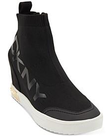 Women's Catelin Slip-On Wedge Sneakers
