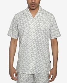 Men's SJ Monogram Resort Shirt