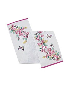 Butterfly Meadow Floral Runner