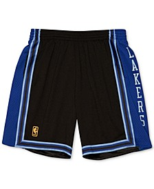 Los Angeles Lakers Men's Reload Collection Swingman Shorts