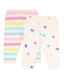 Baby Girls Saylor Legging, Pack of 2