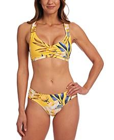 Bell Fiore Tie-Back Bikini Top & Bottoms