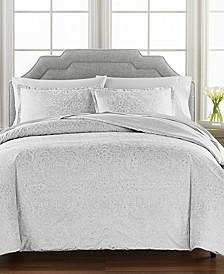 Metallic Paisley 3 Pc Comforter Sets, Created for Macy's