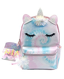 Big Girls Unicorn Backpack 3-Pc. Set