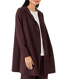 Organic Hooded Jacket