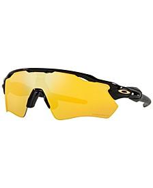 Men's Polarized Sunglasses, OO9208 38 Radar Ev Path