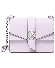 Greenwich Small Convertible Leather Crossbody