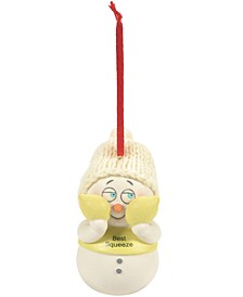 Snowpinions Best Squeeze Ornament