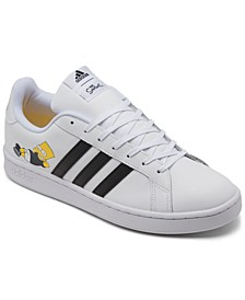 Men's Grand Court Casual Sneakers from Finish Line