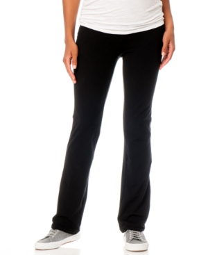 Motherhood Maternity Bootcut Maternity Yoga Pants plus size,  plus size fashion plus size appare