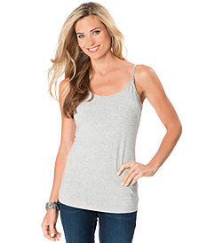 Motherhood Maternity Spaghetti-Strap Nursing Tank