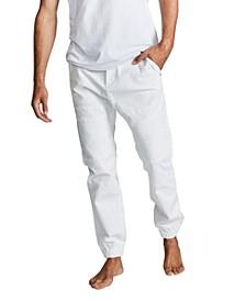 Men's Slim Denim Jogger Pants