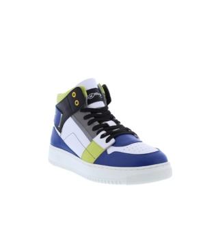 Men's Block Hi Top Sneaker Men's Shoes