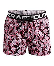 Big Girls Play Up Printed Shorts
