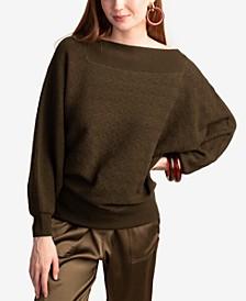 Halima 2 Dolman-Sleeve Sweater
