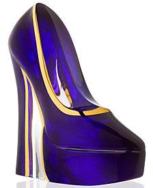 Kosta Boda Make Up Stiletto Shoe Figurine