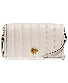 Quilted Leather Hayden Crossbody