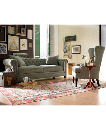 Product Collection Details  Martha Stewart Saybridge Living Room Furniture