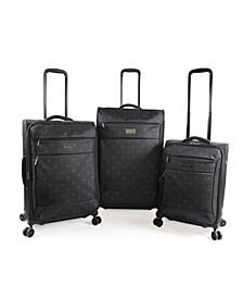 Original 3-Pc. Softside Spinner Luggage Set