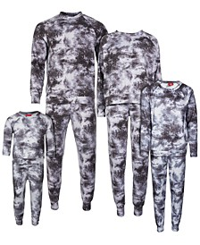 Matching Tie-Dyed Collection
