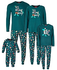 Matching So Elfing Merry Collection