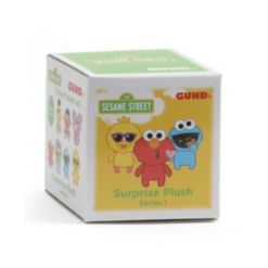 Gund Glc Sesame Street Blind Box Series