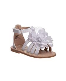 Toddler Girls Flower Fashion Sandals