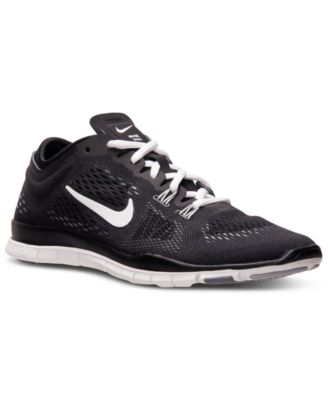 Nike Women\u0026#39;s Free 5.0 TR Fit 4 Training Sneakers from Finish Line