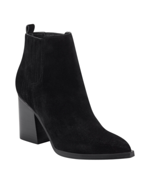 Women's Matter Block Heel Booties Women's Shoes