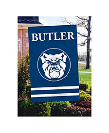 Party Animal Butler Bulldogs Applique House Flag