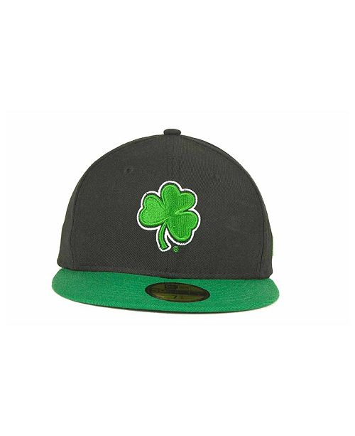 uk availability 65408 af786 Notre Dame Fighting Irish NCAA 2 Tone 59FIFTY Cap