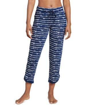 Cooling Comfort Tapered Capri Sleep Pants