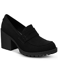 Maycee Lug Sole Loafers, Created for Macy's