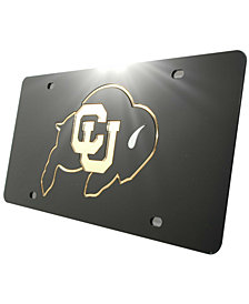 Stockdale Colorado Buffaloes License Plate