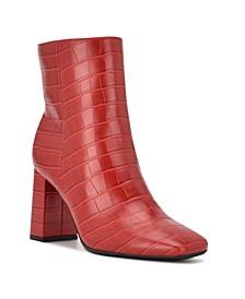 Women's Sardo 9X9 Block Heel Dress Booties