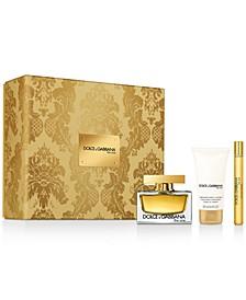 DOLCE&GABBANA 3-Pc. The One Eau de Parfum Gift Set