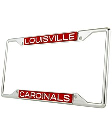 Louisville Cardinals Laser License Plate Frame