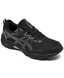 Men's GEL-Venture 8 Trail Running Sneakers from Finish Line