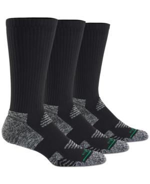 Men's 3-Pack Active Crew Socks