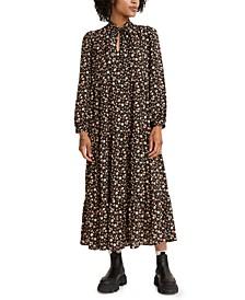 Floral-Print Marisole Dress