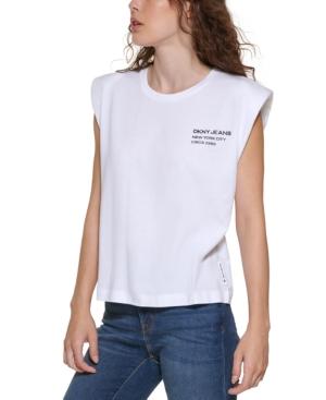 Logo Muscle T-Shirt