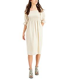 Isobel Smocked Dress