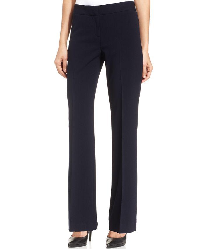 Nine West - Straight-Leg Dress Pants